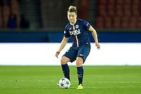Josephine Henning - 28.03.2015 - Paris Saint Germain / Glasgow City FC - 1/4Finale retour Champions League<br /> Photo : Andre Ferreira / Icon Sport