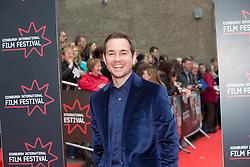 "Martin Compton. Opening Night Gala and World Premiere of ""The Legend of Barney Thompson"", Edinburgh International Film Festival 17 - 28 June 2015."