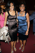 14 June 2010- Harlem, New York- l to r: Crystal McCray-Anthony and Jocelyn Taylor at The Apollo Theater's 2010 Spring Benefit and Awards Ceremony hosted by Jamie Foxx inducting Aretha Frankilin and Michael Jackson, and honoring Jennifer Lopez and Marc Anthony co- sponsored by Moet et Chandon which was held at the Apollo Theater on June 14, 2010 in Harlem, NYC. Photo Credit: Terrence Jennngs/Sipa