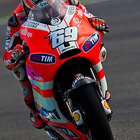 2011 MotoGP World Championship, Round 18, Valencia, Spain, 6 November 2011, Nicky Hayden