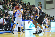 DESCRIZIONE : Eurocup 2013/14 Gr. J Dinamo Banco di Sardegna Sassari -  Brose Basket Bamberg<br /> GIOCATORE : Drake Diener<br /> CATEGORIA : Palleggio<br /> SQUADRA : Dinamo Banco di Sardegna Sassari<br /> EVENTO : Eurocup 2013/2014<br /> GARA : Dinamo Banco di Sardegna Sassari -  Brose Basket Bamberg<br /> DATA : 19/02/2014<br /> SPORT : Pallacanestro <br /> AUTORE : Agenzia Ciamillo-Castoria / Luigi Canu<br /> Galleria : Eurocup 2013/2014<br /> Fotonotizia : Eurocup 2013/14 Gr. J Dinamo Banco di Sardegna Sassari - Brose Basket Bamberg<br /> Predefinita :