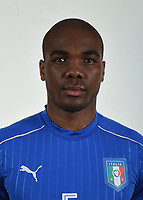 FLORENCE, ITALY - JUNE 01:  Angelo Ogbonna of Italy poses for a photo ahead of the UEFA Euro 2016 at Coverciano on June 1, 2016 in Florence, Italy.  Foto Claudio Villa/FIGC Press Office/Insidefoto