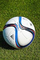 Ballon Ligue 1  - 30.06.2015 - Reprise de Montpellier - 2015/2016<br />Photo : Alexandre Dimou / Icon Sport