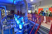 Nederland, Driel, 7-11-2015 Het pompstation voor water, drinkwater, Fikkersdries van Vitens. FOTO: FLIP FRANSSEN/ HH
