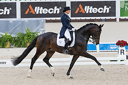 Inessa Merkulova, (RUS), Mister X - Grand Prix Team Competition Dressage - Alltech FEI World Equestrian Games™ 2014 - Normandy, France.<br /> © Hippo Foto Team - Leanjo de Koster<br /> 25/06/14