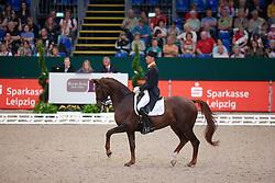 Minderhoud Hans Peter (NED) - Exquis Nadine<br /> Grand Prix <br /> Reem Acra FEI World Cup Final Dressage Leipzig 2011<br /> © Dirk Caremans