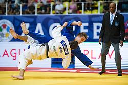 CAVELIUS, Timo competes on July 27, 2019 at the IJF World Tour, Zagreb Grand Prix 2019, in Dom Sportova, Zagreb, Croatia. Photo by SPS / Sportida