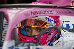 July 20, 2018 - Hockenheim, Germany - Motorsports: FIA Formula One World Championship 2018, Grand Prix of Germany, ..#31 Esteban Ocon (FRA, Sahara Force India F1 Team) (Credit Image: © Hoch Zwei via ZUMA Wire)