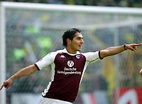 Fotball<br /> Bundesliga Tyskland 2004/2005<br /> Foto: Witters/Digitalsport<br /> NORWAY ONLY<br /> <br /> Halil ALTINTOP<br /> Fussballspieler 1.FC Kaiserslautern
