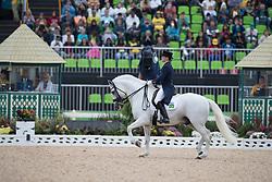 Tavares de Almeida Pedro, BRA, Xaparro Do Vouga<br /> Olympic Games Rio 2016<br /> © Hippo Foto - Dirk Caremans<br /> 10/08/16