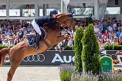 Blum Simone, GER, DSP Alice<br /> Grand Prix Rolex powered by Audi <br /> CSI5* Knokke 2019<br /> © Hippo Foto - Dirk Caremans<br /> Blum Simone, GER, DSP Alice