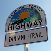 Florida Scenic Highway footage in Sarasota, Florida. (AP Photo/Alex Menendez) Florida scenic highway photos from the State of Florida. Florida scenic images of the Sunshine State.