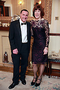 NO FEE PICTURES<br /> 9/11/14 Martin and Margaret Rogers at the Tiny Hearts fundraising ball in aid of Heart Children Ireland at Darver Castle in County Louth. Picture:Arthur Carron