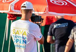 Tenis Fest Tennis tournament, on August 19, 2020 in SC Marina, Portoroz / Portorose, Slovenia. Photo by Nik Moder / Sportida