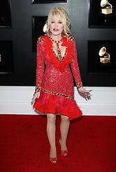 2019 Grammy Awards - Arrivals. 10 Feb 2019 Pictured: Dolly Parton. Photo credit: Jaxon / MEGA TheMegaAgency.com +1 888 505 6342