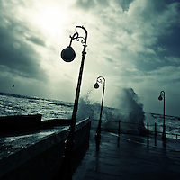 Storm at Freshwater Bay