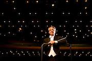 Belo Horizonte_MG, Brasil...Retrato do Maestro Fabio Mechetti, maestro da Orquestra Filarmonica de Minas Gerais..Portrait of Fabio Mechetti conductor, Orquesta Filarmonica de Minas Gerais conductor...Foto: LEO DRUMOND / NITRO