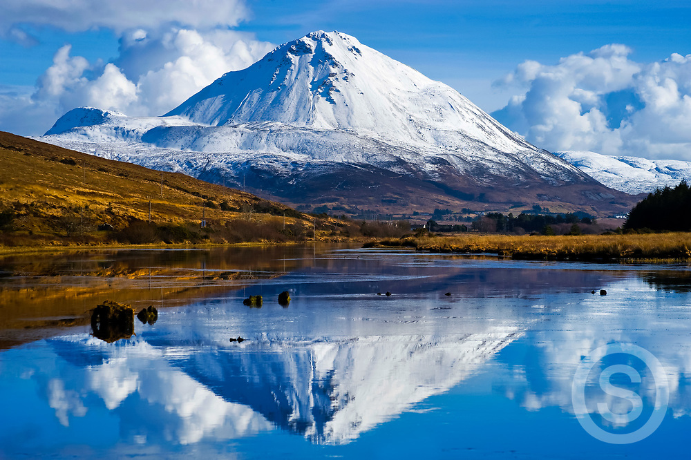 Photographer: Chris Hill, Mount Errigal, County Donegal