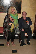 Gillian Bobroff and Stuart Lyon, Lucinda Goodhew new collection. 30 Pavilion Rd. London.  24 April 2007. -DO NOT ARCHIVE-© Copyright Photograph by Dafydd Jones. 248 Clapham Rd. London SW9 0PZ. Tel 0207 820 0771. www.dafjones.com.