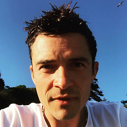 """Orlando Bloom releases a photo on Instagram with the following caption: """"we have a WINNER \ud83e\udd47\ud83c\udfc6\ud83c\udf89congrats to JEN from #massachusetts \ud83d\ude4c\ud83c\udffblooking forward to hanging on the #beach with you!!! #happy #days @omazeworld @unicef \ud83d\udc4a\ud83c\udffb\ud83d\ude4c\ud83c\udffb\ud83c\udf88"""". Photo Credit: Instagram *** No USA Distribution *** For Editorial Use Only *** Not to be Published in Books or Photo Books ***  Please note: Fees charged by the agency are for the agency's services only, and do not, nor are they intended to, convey to the user any ownership of Copyright or License in the material. The agency does not claim any ownership including but not limited to Copyright or License in the attached material. By publishing this material you expressly agree to indemnify and to hold the agency and its directors, shareholders and employees harmless from any loss, claims, damages, demands, expenses (including legal fees), or any causes of action or allegation against the agency arising out of or connected in any way with publication of the material."""