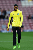 Blackburn Rovers' Dominic Samuel during the pre-match warm-up <br /> <br /> Photographer Ashley Crowden/CameraSport<br /> <br /> The EFL Sky Bet League One - Bradford City v Blackburn Rovers - Saturday 19th August 2017 - Valley Parade - Bradford<br /> <br /> World Copyright © 2017 CameraSport. All rights reserved. 43 Linden Ave. Countesthorpe. Leicester. England. LE8 5PG - Tel: +44 (0) 116 277 4147 - admin@camerasport.com - www.camerasport.com