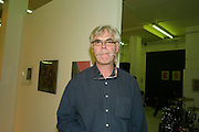 CEES VAN DEN BURG, Opening of Plus Art, a group exhibition produced by  Kerry Ryan and artist Declan McMullan. Britannia House,  Hanbury Street, off Brick Lane. E1 5JL. was open for 24 hours a day during the  Frieze Art Fair period..- 15 October 2010. <br /> all best,-DO NOT ARCHIVE-© Copyright Photograph by Dafydd Jones. 248 Clapham Rd. London SW9 0PZ. Tel 0207 820 0771. www.dafjones.com.