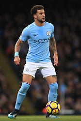 Manchester City's Kyle Walker