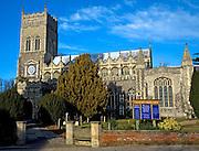 Parish church of St Margaret, Ipswich, Suffolk