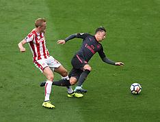 Stoke City v Arsenal - 19 Aug 2017