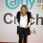 London,England, UK ; 19th Feb 2016 : Alex Weaver attend the Baby Show 2016 at Excel London. Photo by See Li