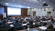 Claims Session: The Claim Settlement Process panel during the Advisen's Transaction Insurance Insights Conference at New York Law School.