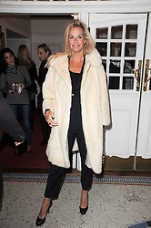 EMMA WOOLLARD at an In-House screening of 'Sweet Smell of Success' hosted by Clive Owen presented by Tod's in association with Amend held at The Electric Cinema, 191 Portobello Road, London W11 on 29th November 2010.