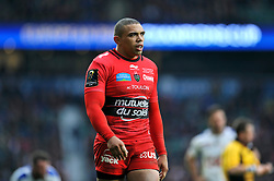Bryan Habana of Toulon - Photo mandatory by-line: Patrick Khachfe/JMP - Mobile: 07966 386802 02/05/2015 - SPORT - RUGBY UNION - London - Twickenham Stadium - ASM Clermont Auvergne v RC Toulon - European Rugby Champions Cup Final