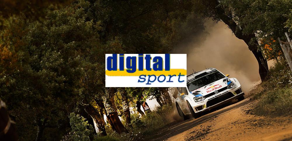 Andreas Mikkelsen (NOR)/ Ola Floene (NOR)-Volkswagen Polo WRC