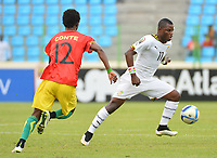 Ibrahima Conté ( Guinee ) - Mubarak Wakaso ( Ghana )