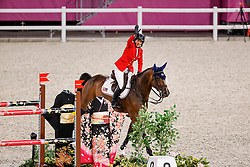 Kraut Laura, USA, Baloutinue, 393<br /> Olympic Games Tokyo 2021<br /> © Hippo Foto - Stefan Lafrentz<br /> 07/08/2021