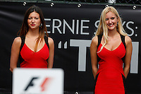 MOTORSPORT - F1 2013 - GRAND PRIX OF CANADA - MONTREAL (CAN) - 07 TO 09/06/2013 - PHOTO FRANCOIS FLAMAND / DPPI - GIRL - GIRLS - AMBIANCE