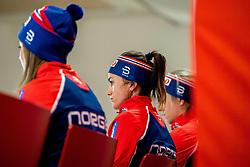 February 22, 2019 - Seefeld In Tirol, AUSTRIA - 190222 Heidi Weng of Norway at a press event during the FIS Nordic World Ski Championships on February 22, 2019 in Seefeld in Tirol..Photo: Vegard Wivestad GrÂ¿tt / BILDBYRN / kod VG / 170287 (Credit Image: © Vegard Wivestad Gr¯Tt/Bildbyran via ZUMA Press)