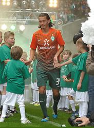 24.07.2011, Weserstadion, Bremen, GER, 1.FBL, Werder Bremen Tag der Fans 2011, im Bild Aleksandar Stevanovic (Bremen #34)..// during the day of fans on 2011/07/24,  Weserstadion, Bremen, Germany..EXPA Pictures © 2011, PhotoCredit: EXPA/ nph/  Frisch       ****** out of GER / CRO  / BEL ******