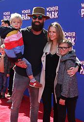 Wonder Park - Los Angeles Premiere - Arrivals. 10 Mar 2019 Pictured: AJ Cook. Photo credit: MEGA TheMegaAgency.com +1 888 505 6342