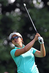 June 17, 2018 - Belmont, Michigan, United States - Sei Young Kim of Republic of Korea hits from the 2nd tee during the final round of the Meijer LPGA Classic golf tournament at Blythefield Country Club in Belmont, MI, USA  Sunday, June 17, 2018. (Credit Image: © Amy Lemus/NurPhoto via ZUMA Press)