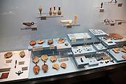Roman domestic items archaeology museum, Jerez de la Frontera, Cadiz Province, Spain