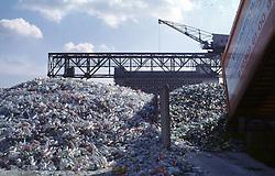 Germany.Plastic recycling. (Credit Image: © Antonio Pisacreta/Ropi via ZUMA Press)
