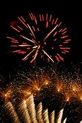 Fireworks, july 4, West Reading, PA