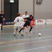Zaalvoetbal, ZVV Hilversum - FC Marlene, Mounim Elmorabet
