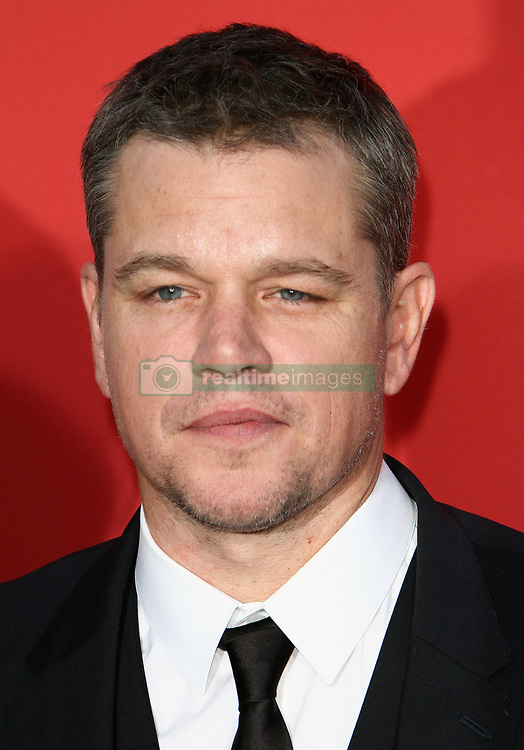 Suburbicon Premiere at The Regency Village Theater in Westwood, California on 10/22/17. 22 Oct 2017 Pictured: Matt Damon. Photo credit: River / MEGA TheMegaAgency.com +1 888 505 6342