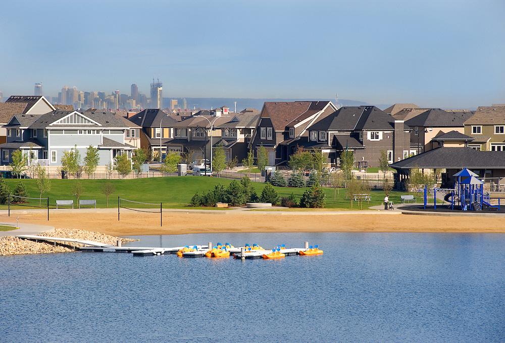 Hopewell Mahogany Lake, Park, Community