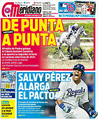 March 22, 2021 (LATIN AMERICA): Front-page: Today's Newspapers In Latin America