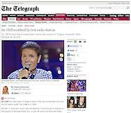 Sir Cliff Richard / The Telegraph / 16-11-2011