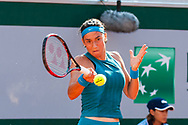 Caroline Garcia (fra) during the Roland Garros French Tennis Open 2018, day 7, on June 2, 2018, at the Roland Garros Stadium in Paris, France - Photo Pierre Charlier / ProSportsImages / DPPI